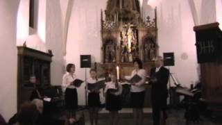 Отче наш. Кедров. Хор Анна.   Our Father / Vater Unser. Kedrov. Anna choir.