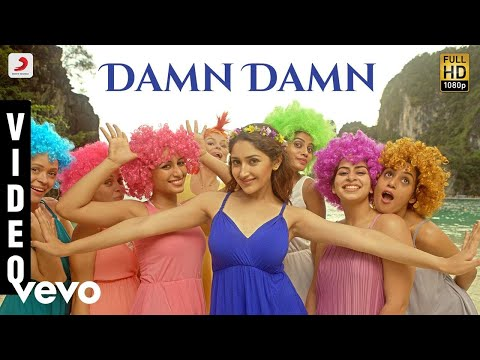 Vanamagan - Damn Damn Video| Jayam Ravi | Harris Jayaraj