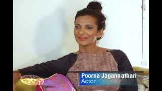 Poorna Jagannathan sits down for a one-on-one interview with Reshma Dordi on Showbiz India TV