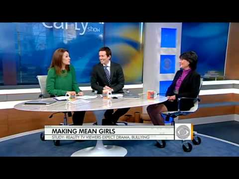 Do Reality Shows Make Teen Girls mean Girls? video