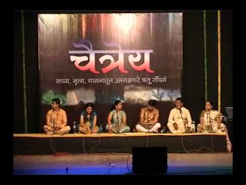 Prachi Kokil - Dhag datuni yetat (Chaitreya)