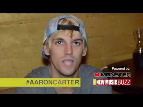 Aaron Carter Talks About Comeback and Enjoying Life