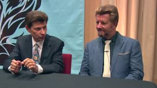 Brian Clement and Bill Faloon on Anti-aging, Health and Wellness