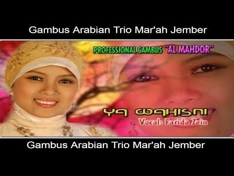 Ya Wahisni - Farida Zein - Gambus Arabian Trio Mar'ah [Official Video]