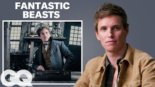 Eddie Redmayne Breaks Down His Most Iconic Characters | GQ