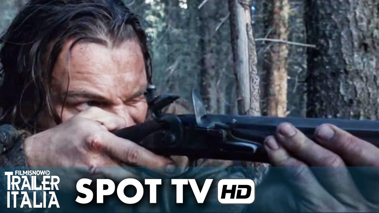 Revenant - Redivivo SPOT 'Figlio Mio' - Leonardo DiCaprio [HD]