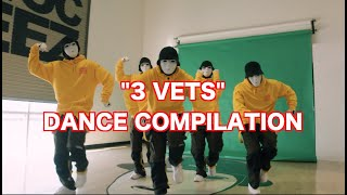 """3 VETS"" - The Future Kingz (Official Dance Compilation)"