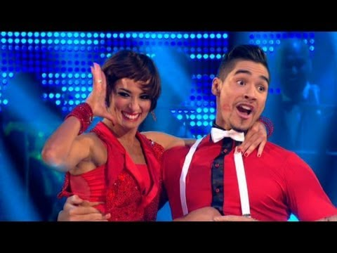 http://www.bbc.co.uk/strictly Louis Smith and Flavia Cacace dance the Charleston to 'Dr. Wanna Do'.