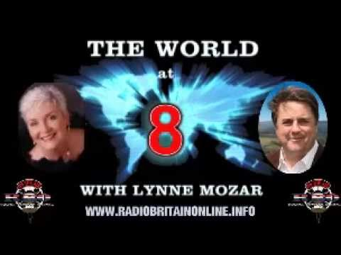 World at 8 Friday 28 November 2014 with Nick Griffin