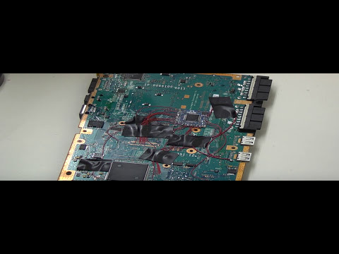 Playstation 2 - ModChip Install