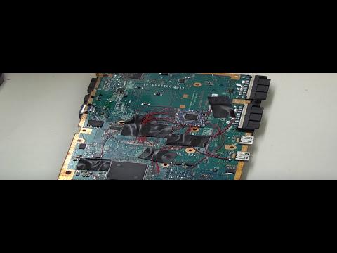 Playstation 2 - ModChip Install