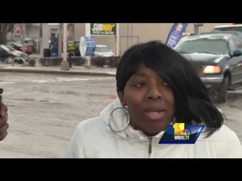 Video: I-95 icy crash victim: 'Cars were sliding everywhere'