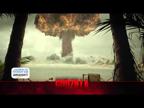 GODZILLA - Disponible en BLU-RAY 3D, BLU-RAY et DVD