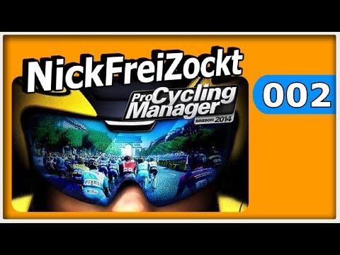 Radsport Manager 2014 - Karriere #002 - Ziele und Fitness