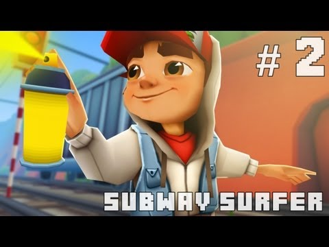 Subway Surfers - อัพของ Powers Up !! #2
