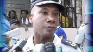 School Collapse Haiti Telemax