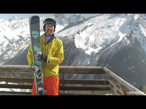 Black Crows Atris Ski Review 2015/2016   EpicTV Gear Geek