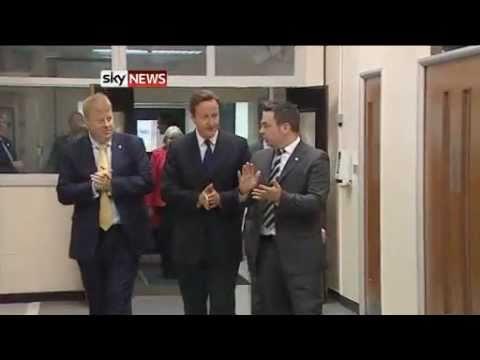 David Cameron, Ed Miliband & Nick Clegg Unite Against Rupert Murdoch - NOTW Phone Hacking *NEW*