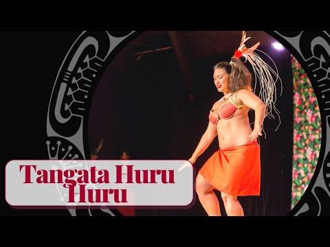 Tangata Huru Huru - Danse Tahitienne Mareva - Vidéo Elève