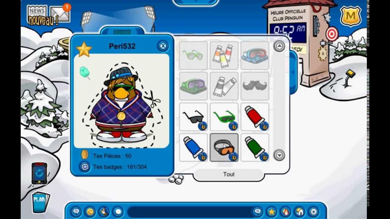 Club penguin comment jouer au carte - Jeux de club penguin gratuit ...