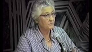 Françoise Dolto parle...Diffusion des films sur France 5 les 11, 18 et 25 nov. 2008