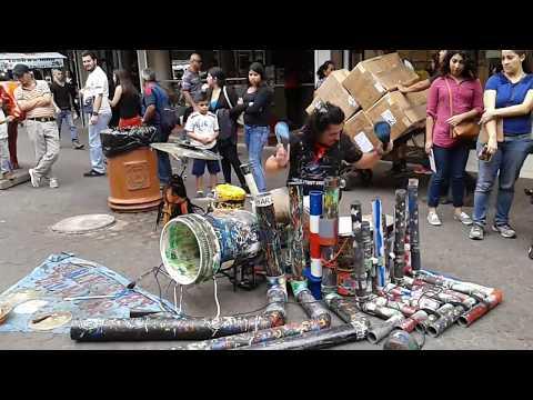 electrónica callejera Costa Rica Pura Vida!!!!!!
