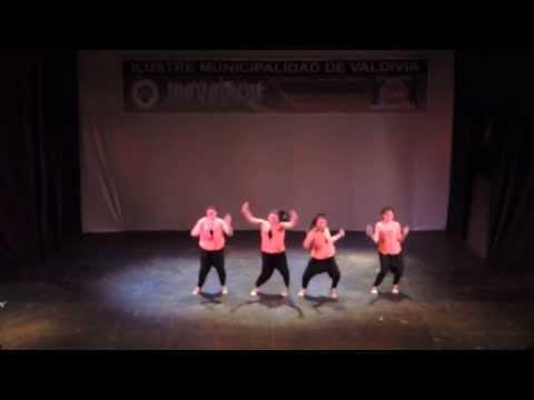 Freak dance crew - Baile entretenido 2013