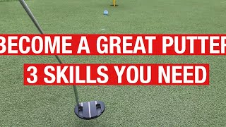 YOU NEED TO PUTT LIKE THIS!!!