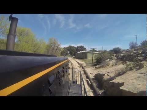 Pacific Southwest Railway Museum Cab Ride