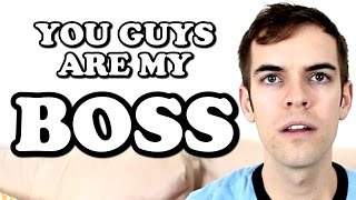 YOU GUYS ARE MY BOSS (JACKASK #47)