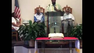 Rev. Dr. Aaron Willford Jr: Luke 15:20 The love & compassion of a father