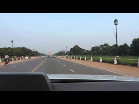 Drive through Lutyens Delhi 2