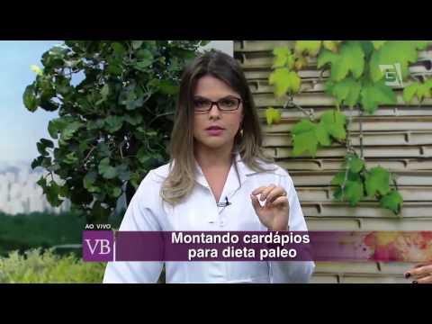 Você Bonita - Cardápio para Dieta Paleo (24/08/2015)