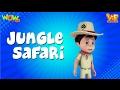 Jungle Safari   Vir: The Robot Boy WITH ENGLISH, SPANISH & FRENCH SUBTITLES