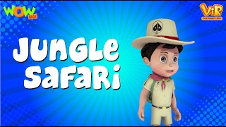 Jungle Safari - Vir: The Robot Boy WITH ENGLISH, SPANISH & FRENCH SUBTITLES