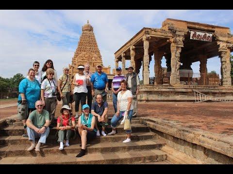 "South India Full Day 5 - Brihadeswara Tanjore ""Big"" Temple"