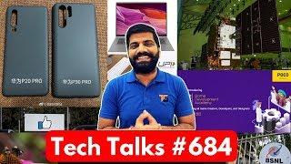 Tech Talks #684 - Huawei P30, Xiaomi Poco Game, BSNL Free 2GB, LG Gram 17, ISRO GSAT 7A