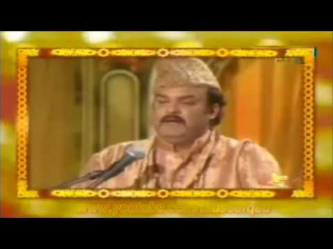 Amjad Farid sabri (PTV) - Mera Koi Nahi hei Tere Siva