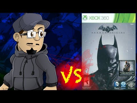 Johnny vs. Batman: Arkham Origins & Blackgate
