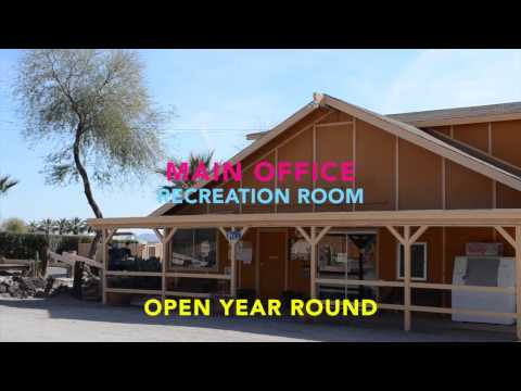 Big River RV Park....Big River Ca.  Aerial Video