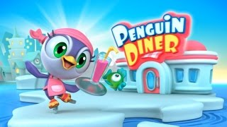 Penguin Diner 3D - Android Gameplay HD