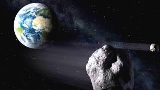 WORD FROM THE HOLY SPIRIT REGARDING ASTEROID JUDGMENT