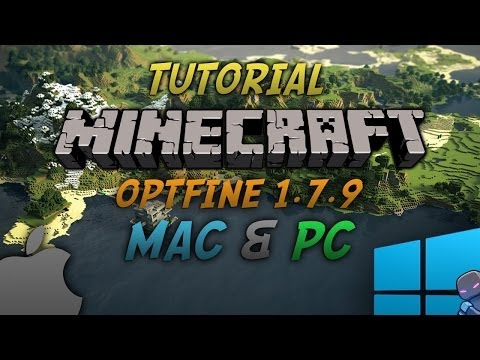 How to Install OptFine Ultra for Minecraft 1.7.9 on Mac & PC | Easy | HD