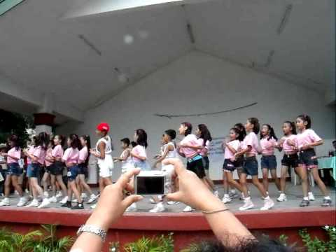 Nutrition Month Jingle Rap At P.z.e.s July 25, 2011 3rd Place 4-jose Rizal video