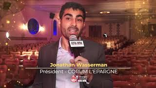 Les Oscars de l'assurance vie de la retraite et de la prévoyance 2021 Corum Life Oscar de l'inno