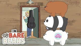 We Bare Bears | Bear Lift | Cartoon Network
