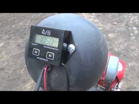 Электростартер для мотоблока своими руками