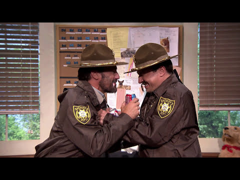 Jimmy Fallon & Jon Hamm's '80s TV Show -- Part 1