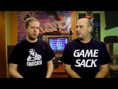 Game Sack - The Sega CD