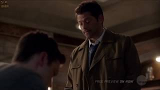 Supernatural 14x02 - Castiel is the perfect father for Jack!